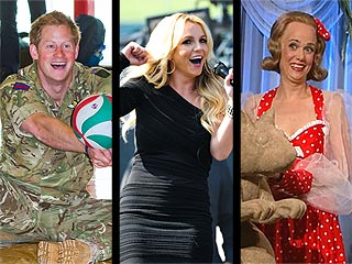 What a Weekend! Which Royal Is on the Go &#8211; and Who Returned to Her TV Home? | Britney Spears, Prince Harry