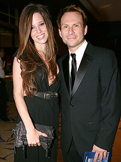 Christian Slater Ties the Knot! See His Wedding Photo