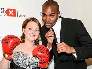 Heroes Among Us: Son of Boxing Legend Donates Bone Marrow – And Saves a Life