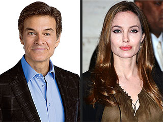 Dr. Oz: Angelina Jolie's Announcement Is a 'Kick in the Pants' for Women | Angelina Jolie, Dr. Oz