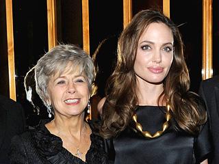 Brad Pitt's Mom: 'We're So Very Proud of Angie' | Angelina Jolie