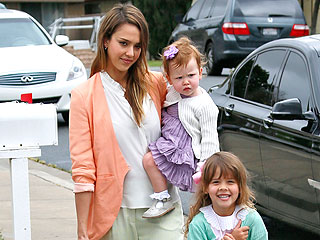 Jessica Alba: Daughter Honor Is 'My Mini Me'