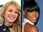 It's Official! Kelly Rowland & Paulina Rubio Join The X Factor | Kelly Rowland, Paulina Rubio