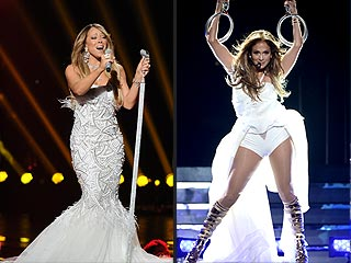POLL: Mariah vs. J.Lo: Whose Idol Finale Performance Was Better?