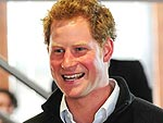 When Harry Met Missy! The Prince Serenades Olympian Missy Franklin | Prince Harry
