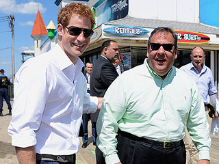 PHOTOS: Prince Harry Hits the Jersey Shore | Prince Harry