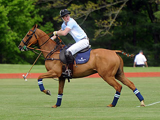 That's All, Folks! Prince Harry Bids U.S. Farewell with a Polo Match