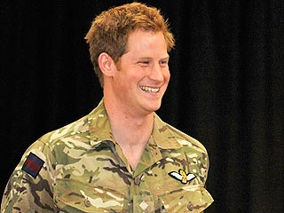 Cute! Prince Harry Practices Being an Uncle in Colorado | Prince Harry
