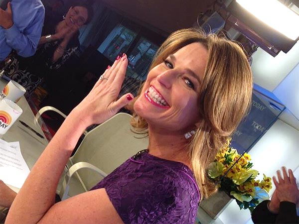 Savannah Guthie Engaged, But Won't Marry on Today Show