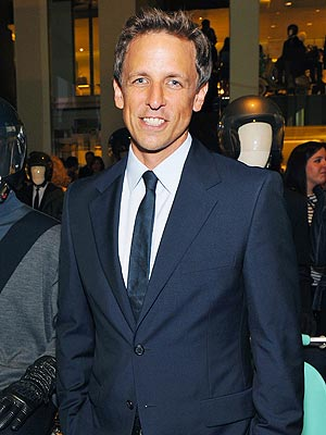 Seth Meyers Surprises Fan on Say Yes to the Dress | Seth Meyers