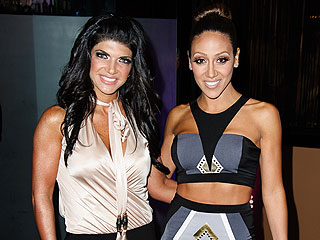 Real Housewives of NJ's Teresa & Melissa Are at Odds over Song | Teresa Giudice