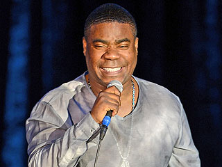 Billboard Music Awards Host Tracy Morgan Doesn't Believe in Getting Nervous