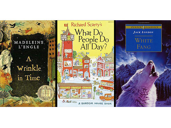 Book Reviews: A Wrinkle In Time, White Fang