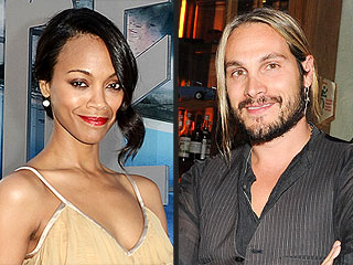 Is Zoë Saldana Dating an Italian Artist?
