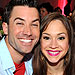 Ace Young and Diana DeGarmo Show Off Their Wedding Presents
