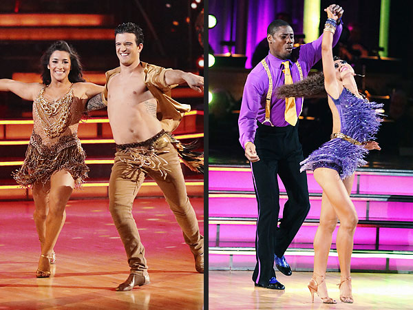 SPOILER: Who Was the First Finalist Eliminated on the Dancing Finale?