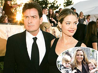 Why Denise Richards Is Caring for Charlie's Kids with Brooke Mueller