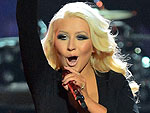 Christina Aguilera Shows Off Slim Figure at Billboard Awards