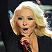 Wow! Christina Aguilera Shows Off Sexy – Slim – Figure at Billboard Awards