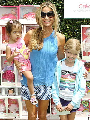 Denise Richards: I &#39;Actually Enjoy Hanging Out&#39; with Ex Charlie Sheen