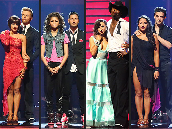 Which DWTS Couple Are You Rooting For Tonight?