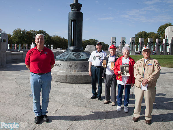 Heroes Among Us: Ohio Man Helps WWII Vets Fulfill Dream – Seeing Their Memorial