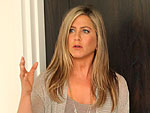 See Jen's Awkward Friends Reunion with a Cameo by Ellen DeGeneres | Courteney Cox, Jennifer Aniston, Matthew Perry