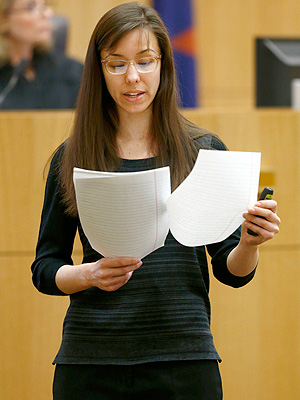 Jodi Arias pleading for her life in court May 21