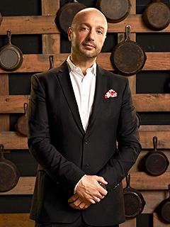 MasterChef's Joe Bastianich Blogs: Family Visits Encourage the Top Seven | Joe Bastianich