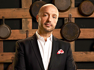 MasterChef Cooks 'Out of Their League' at Rocky Wedding Reception | Joe Bastianich