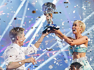 Kellie Pickler Wins Dancing!