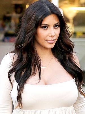 Kim Kardashian Baby Weight Loss Is in Progress
