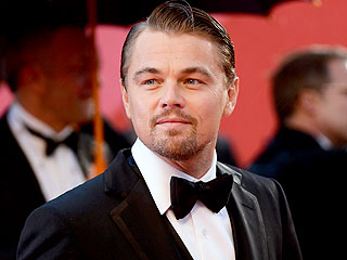 Two Thumbs Up! Leo Gives His Seal of Approval to Mystery Gal in Cannes | Leonardo DiCaprio