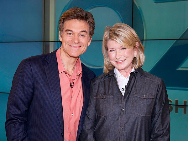 What's Martha Stewart's real motive behind using an online ...