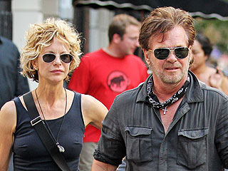 Meg Ryan & John Mellencamp Have Split