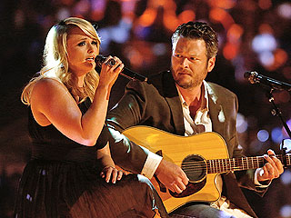 Blake Shelton's Happy Marriage to Miranda Lambert Makes Readers Happy, Too
