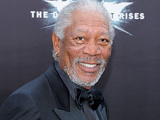 What's Morgan Freeman (Hysterical) Explanation for Falling Asleep On-Air?