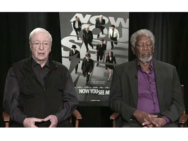 Morgan Freeman, Morgan Freeman Sleeping, Now You See Me,  Now You See Me Trailer