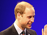 Prince William Has a Gift for the Baby: A Mini-Football