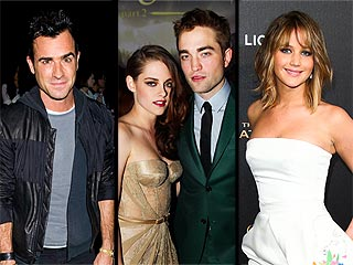 You'll Never Believe Which Couple Broke Up & Who Got Back Together | Jennifer Lawrence, Justin Theroux, Kristen Stewart, Robert Pattinson