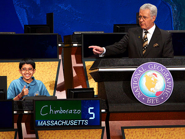 Sathwik Karnik Is National Geographic Bee Champion – at 12!