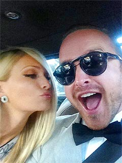 PHOTO: Aaron Paul Kicks Off Wedding Weekend | Aaron Paul