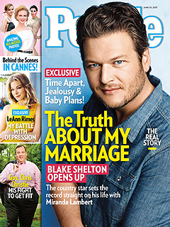 Blake Shelton: The Truth About My Marriage | Blake Shelton