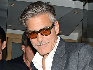 George Clooney Slaps Down Holding-Hands-with-Ex Report