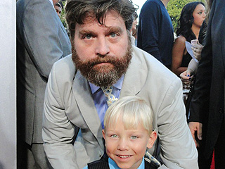 The Hangover Kiddo Hits the Red Carpet in Style