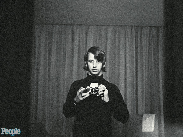 The Beatles Photos - Ringo Starr Shares New Pictures