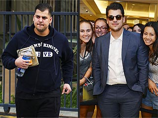 PHOTO: Rob Kardashian's Slim-Down Revealed