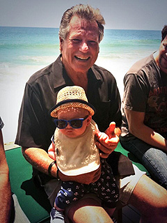 PHOTO: Ryan O'Neal Shows Off His Great-Grandson | Ryan O'Neal
