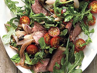 Want to Impress Your BBQ Guests? Make Jonathan Waxman's Steak & Salad