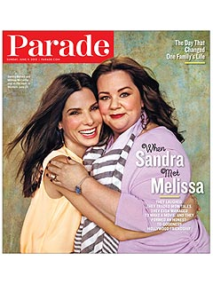 Melissa McCarthy Sandra Bullock Working-Mom Guilt